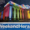 NZ Herald front page
