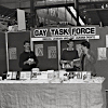 Gay Task Force stall