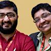 Satya Rai Nagpaul and Grace Poore