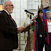 NZ AIDS Memorial Quilt gifting ceremony
