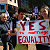 Rally for Marriage Equality