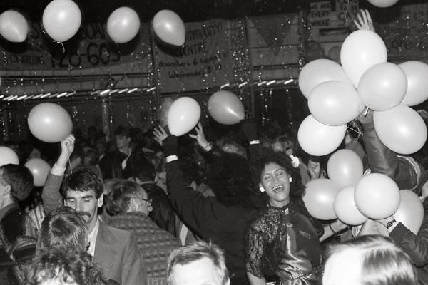 Image: Celebrating homsexual law reform